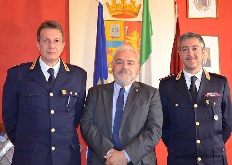 Modica, si è insediato il nuovo dirigente del Commissariato di Polizia