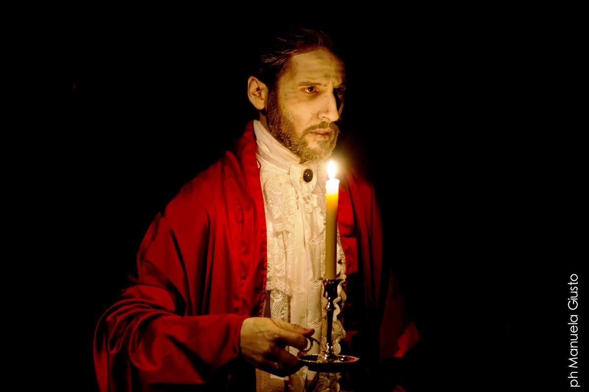"Ragusa, al Donnafugata va in scena ""Dracula, la leggenda"""