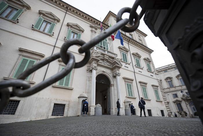 Mario Draghi sale al Quirinale stasera alle 19