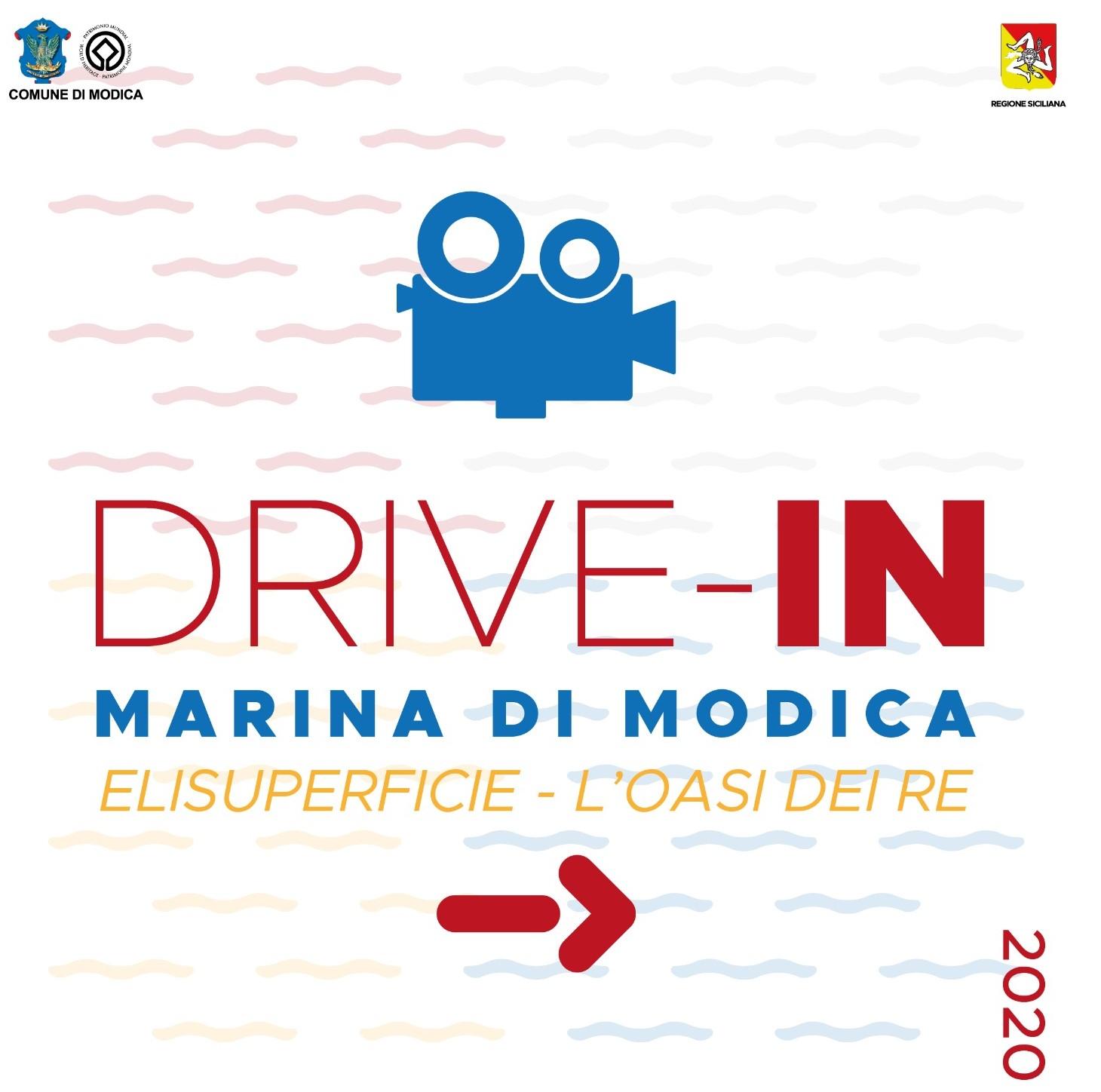 """Marina di Modica, da giovedì 16 apre il """"Drive in"""" all'Oasi dei Re"""