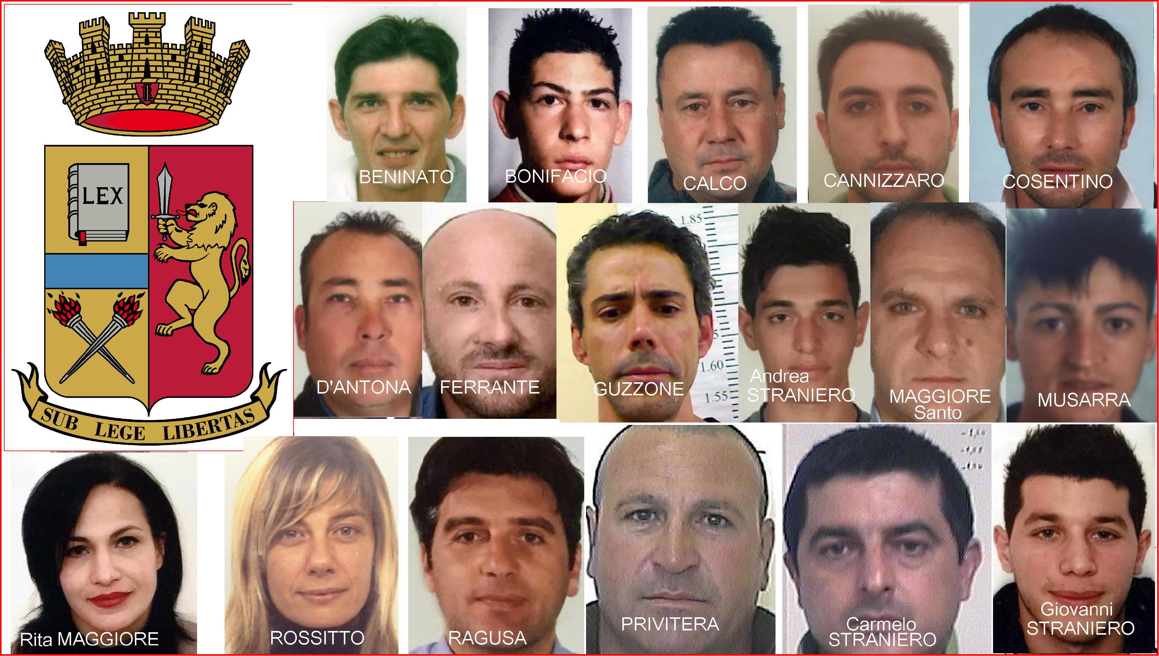 Traffico di droga a Catania, il gup condanna poliziotto e carabiniere