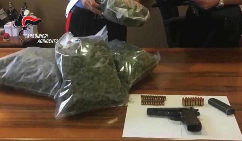 Trenta tonnellate di droga sequestrate ad Agrigento, colpo da 15 milioni