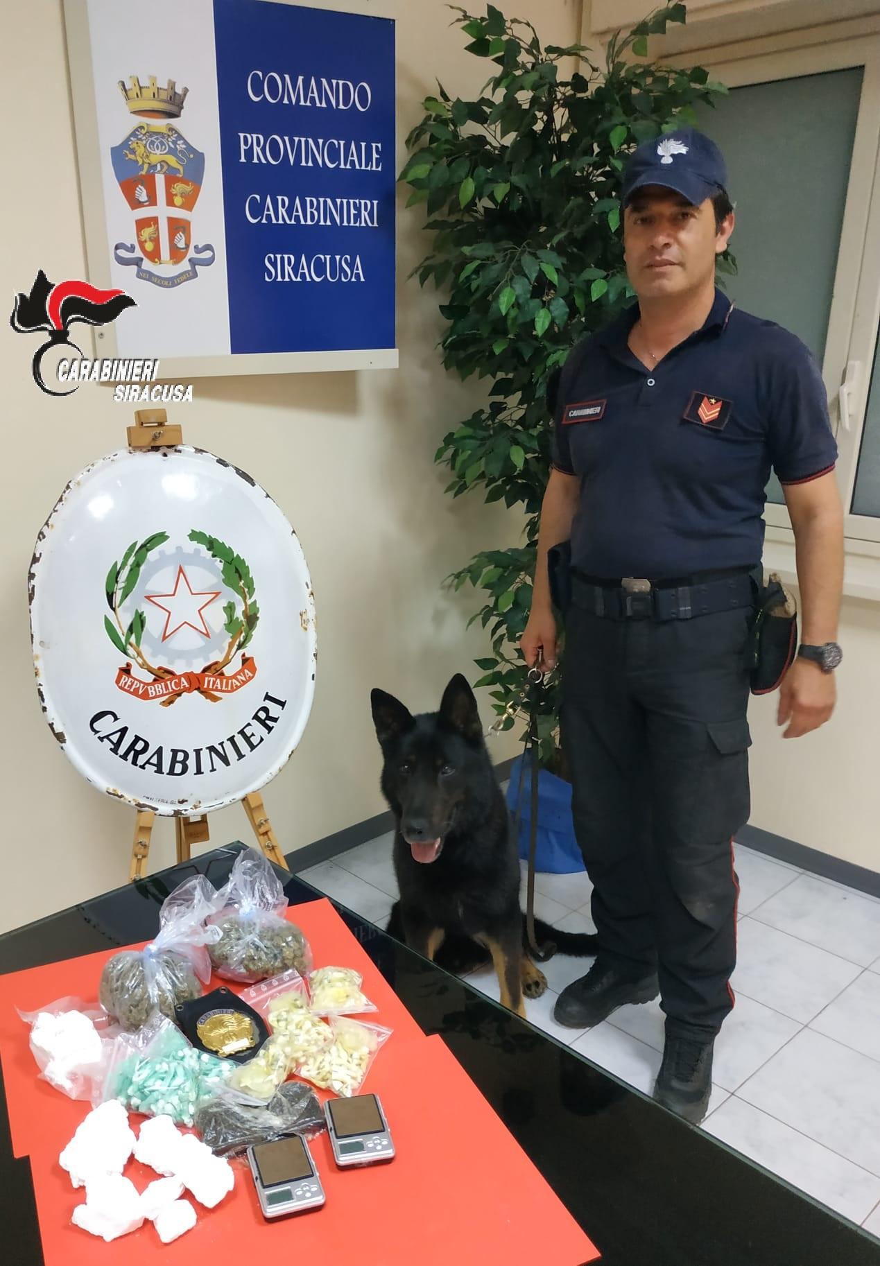 Siracusa, in carcere Gianfranco Bottaro: in casa  aveva cocaina e hashish