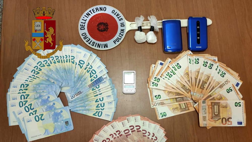 Palermo, consegnava la droga a domicilio: arrestato