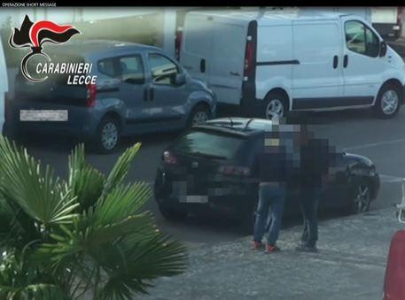 Blitz antidroga dei carabinieri in Puglia, quarantuno arresti