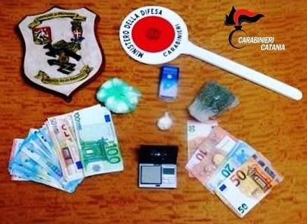 Ramacca, ingoia cocaina: piantonato all'ospedale di Caltagirone