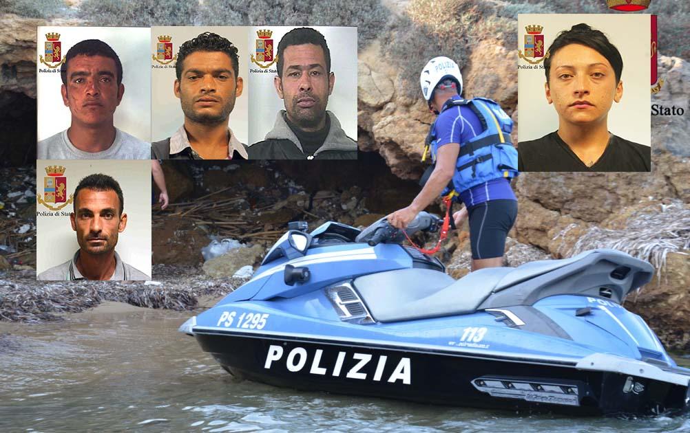 """""""Droga da spiaggia"""", a Ragusa quattro in carcere e una donna ai domiciliari"""