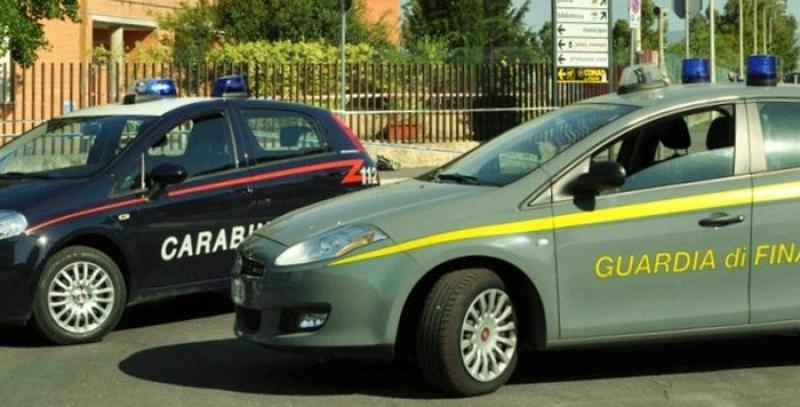 Droga, usura ed estorsioni: 60 misure cautelari in Calabria
