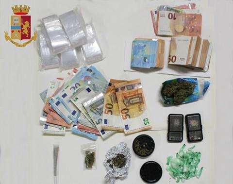 Siracusa, lotta allo spaccio di droga: 28enne arrestato dalla Polizia