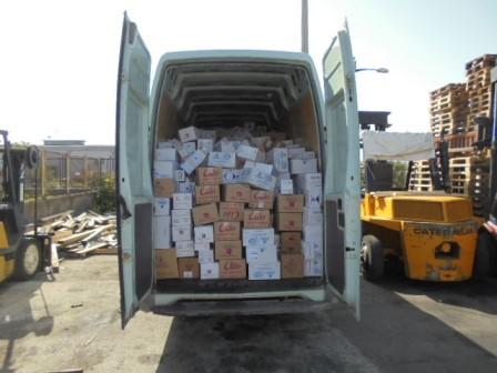 Catania, scoperta banda che rubava all'interno dello scalo merci di Bicocca: 3 arresti