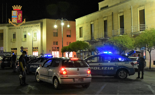 Controlli a Ragusa, finisce in carcere per evasione dai domiciliari