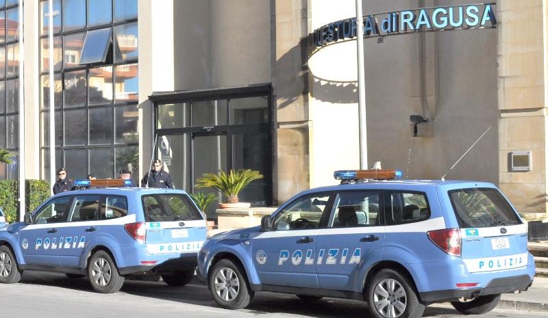 Ragusa, implementati i controlli della Polizia su tutto il territorio