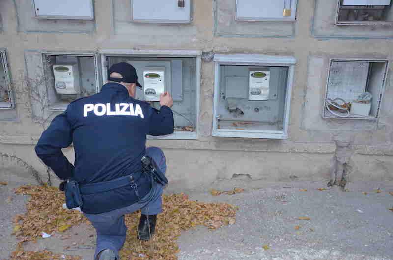 Vittoria, ruba energia elettrica: arrestato un 66enne