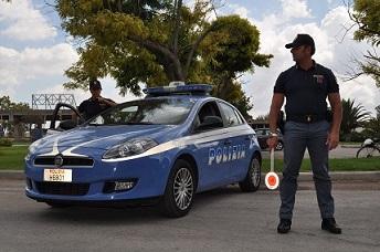 Catania, estate sicura: controlli a tappeto della polizia