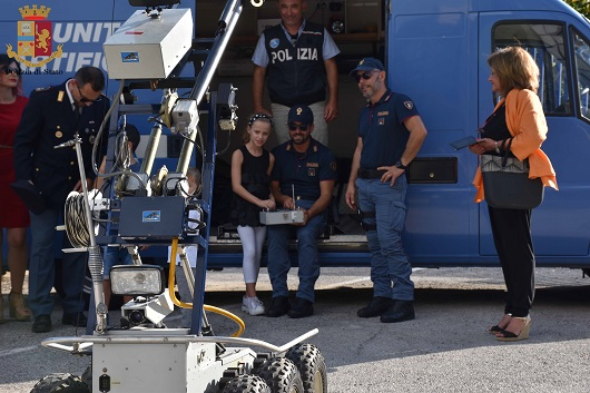 Ragusa, celebrato a Comiso il Protettore dei poliziotti (FOTO)