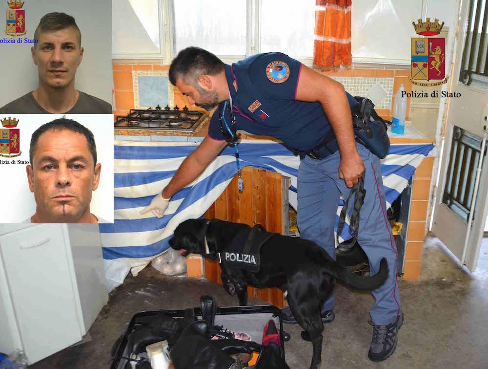 Sgominata nel Ragusano una gang di romeni esperti in furti