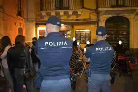 Anti covid, sanzionati quattro locali a Catania