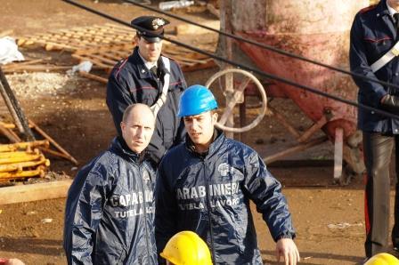 Catania, controlli del Nil: scoperti 11 lavoratori in nero e 11 irregolari