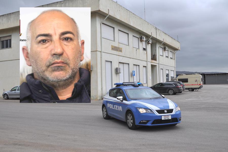 Comiso, arrestato il presunto autore dell'incendio all'interno del mercato ortofrutticolo