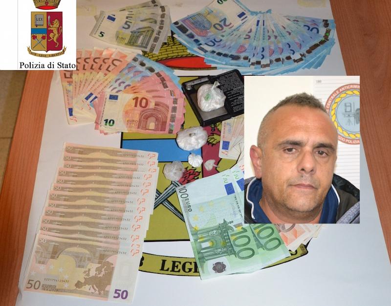 Modica, trovati con cocaina e soldi falsi: arrestata una coppia