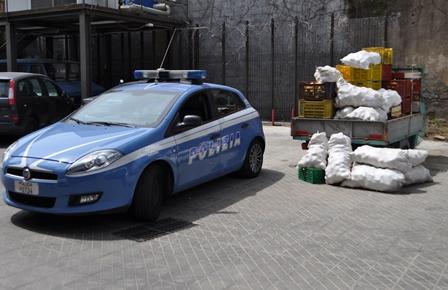 Acireale, furto di limoni: due persone denunciate