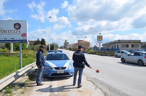 Modica, inseguimento tra le vie della città: presi due rosolinesi