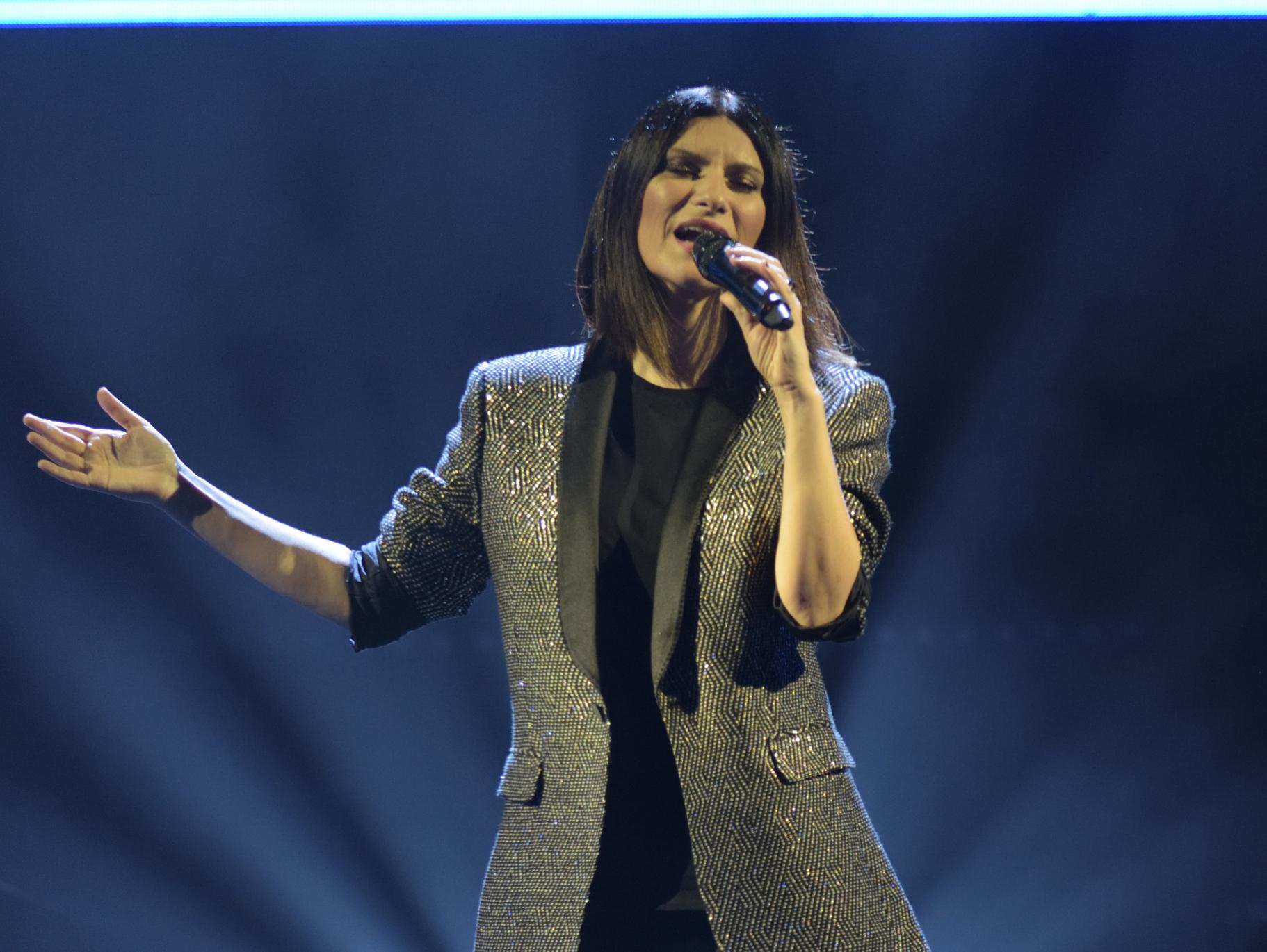 Musica, sold out per le due date dei concerti  di Laura Pausini ad Acireale