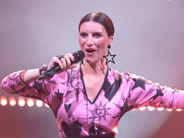 Musica, Laura Pausini ad Acireale: sold out per entrambe le date