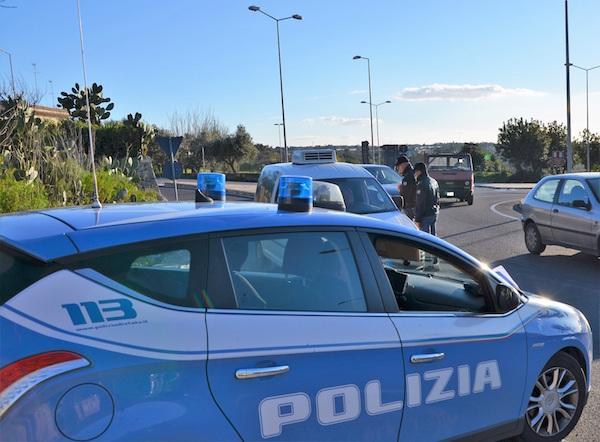Controlli a tappeto della polizia di Modica, sventati anche due furti