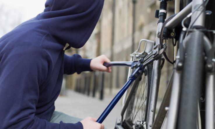 Due ladri di biciclette arrestati in flagrante dalla polizia di Palermo