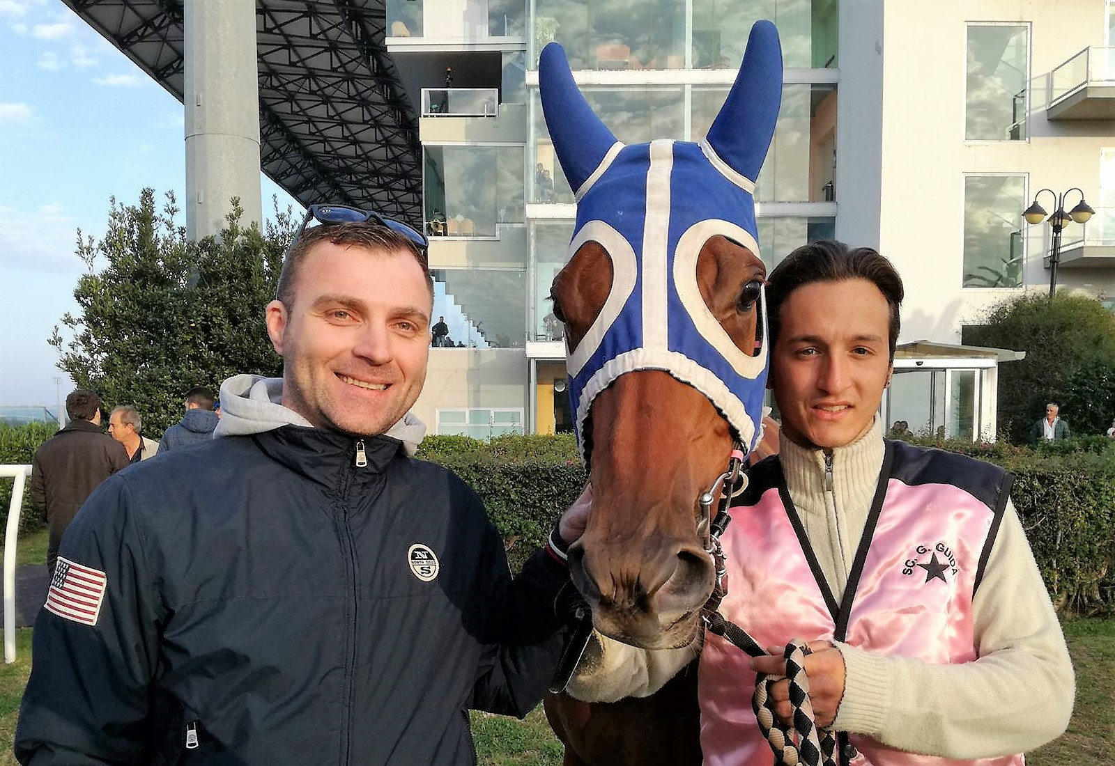 Galoppo a Siracusa, Dutch Breeze  vince la corsa Tris