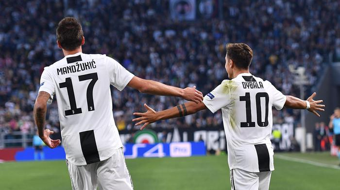 Ciclone Dybala in Champions, regala 3 gol alla Juve che batte lo Young Boys