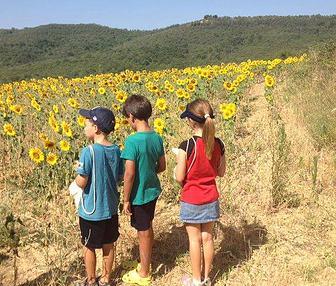 """Dalla Sicilia progetto virtuoso, """"Sicily Kid's Experience"""""""