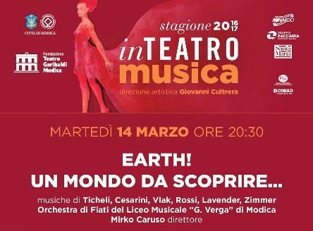 Modica, il 14 al Garibaldi secondo concerto del Liceo musicale