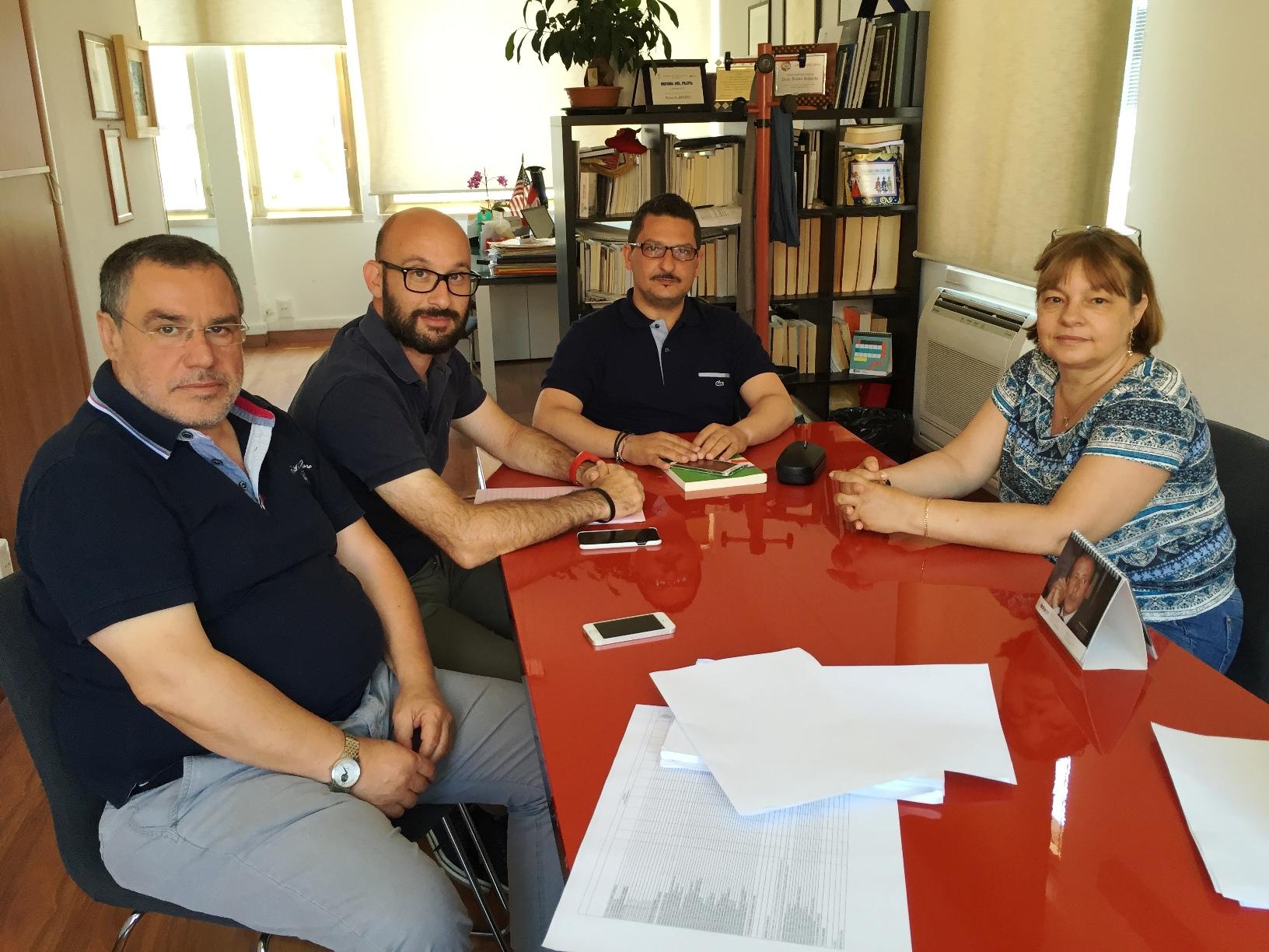 Pachino, impiego di maestranze locali per le opere pubbliche: intesa con i sindacati