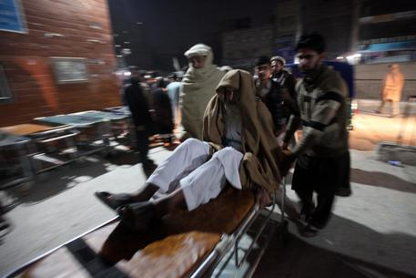 Scossa di magnitudo 6.2 tra Afghanistan e Pakistan