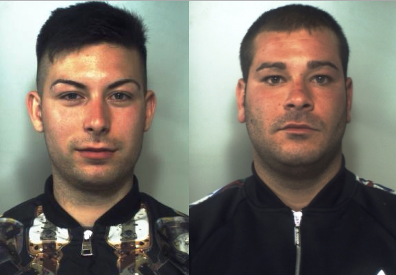 Catania, due presunti pusher in manette