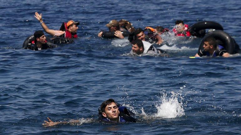Naufragio nel Mar Egeo, morte quattro donne ed un bambino