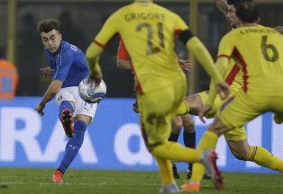 Mezzo flop dell'Italia con la Romania: finisce 2 a 2