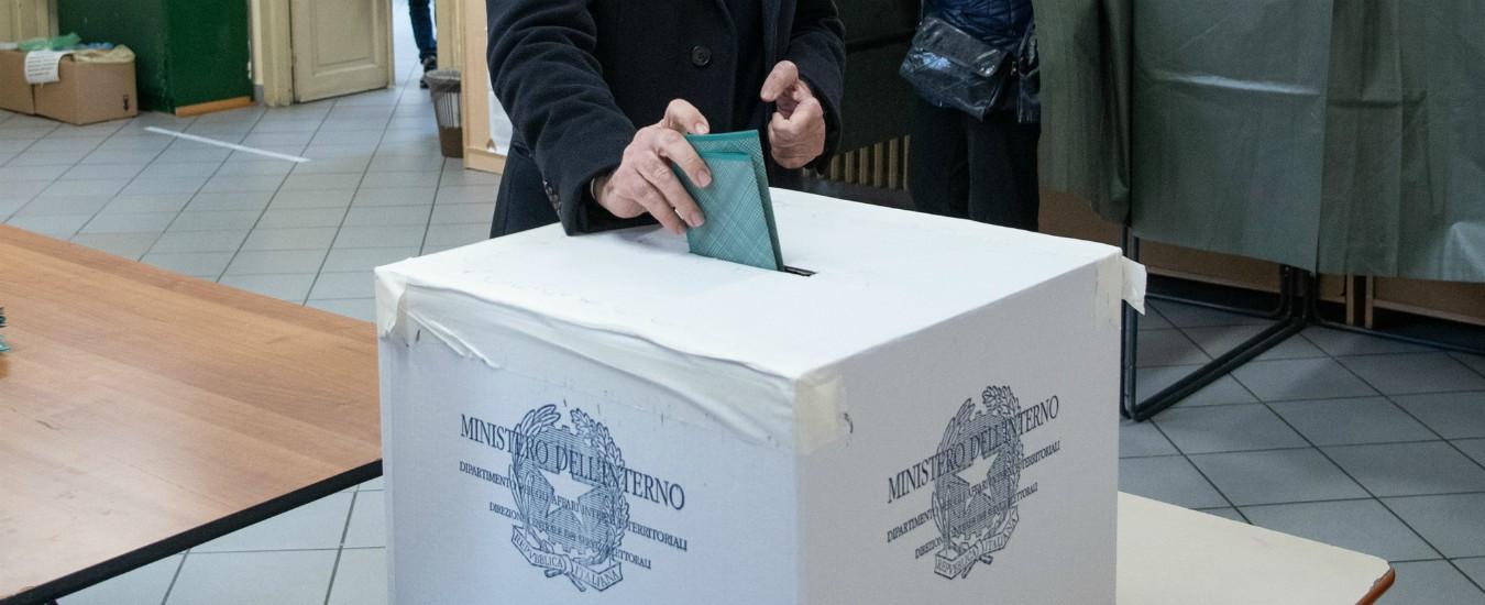 Ballottaggi in 134 Comuni: a mezzogiorno ha votato il 17,49%