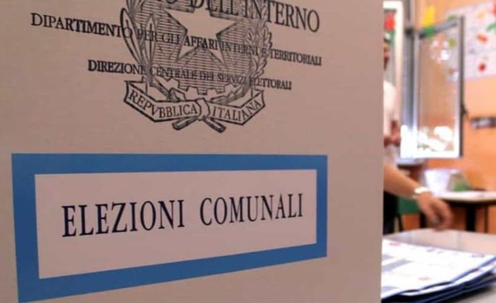 La giunta regionale fissa il 10 giugno la data delle amministrative