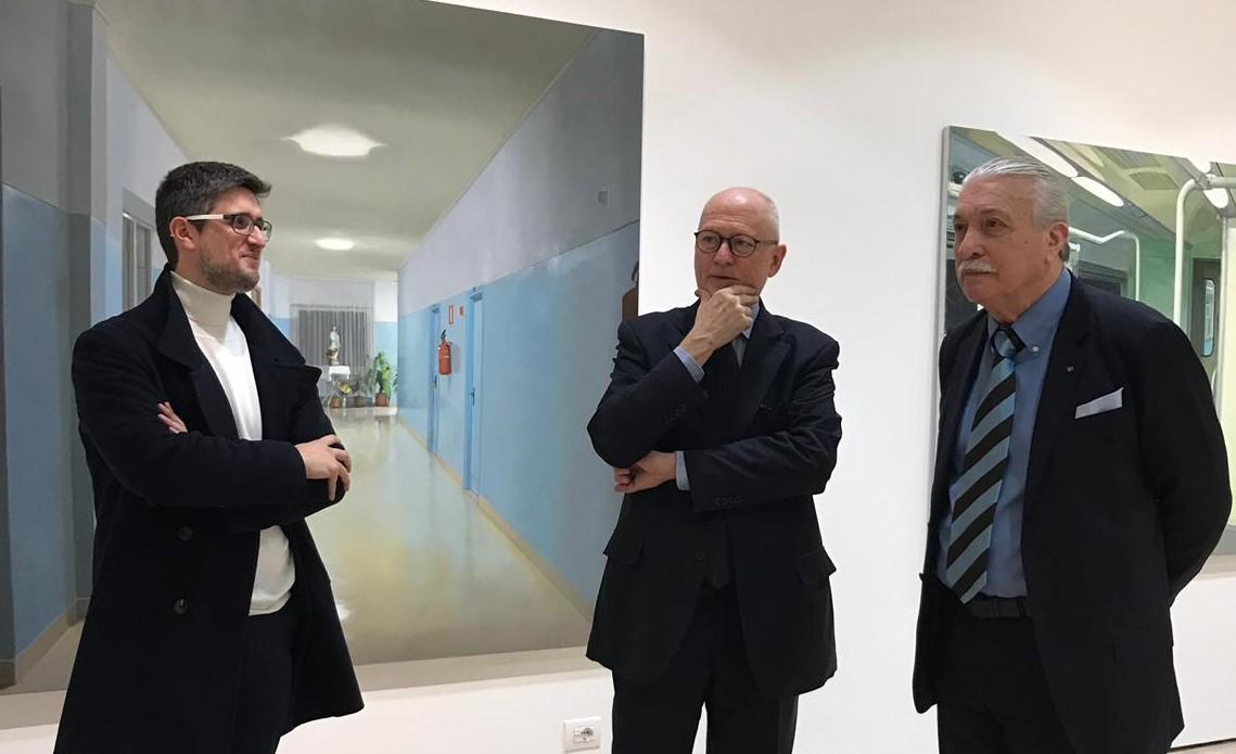 """Al gelese Emanuele Giuffrida  """"Menzione speciale"""" della Fondazione VAF"""