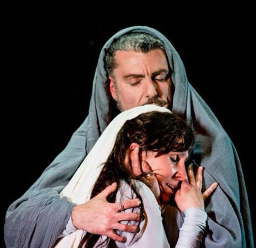 """Modica, venerdì al Teatro Garibaldi in scena """"Si chiamava Gesù"""""""