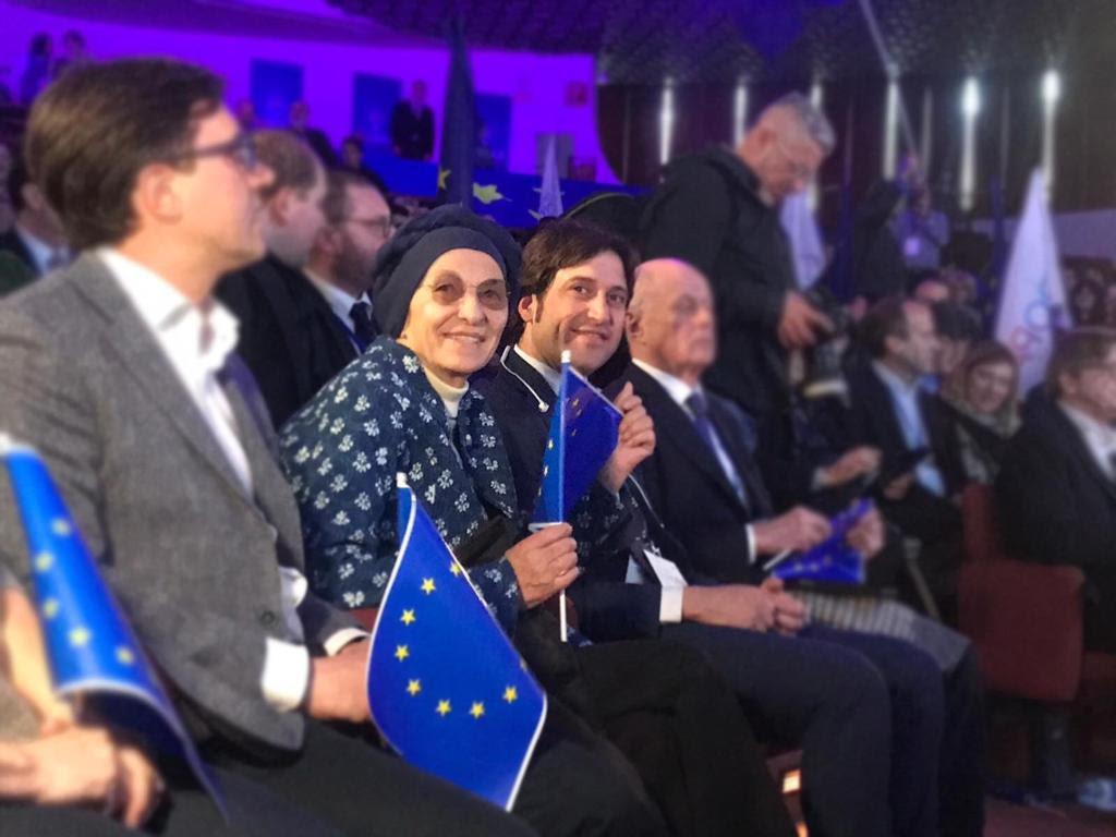 """Europee, Emma Bonino a Palermo: """" Sicilia e Sardegna terre di grandi potenzialità"""""""