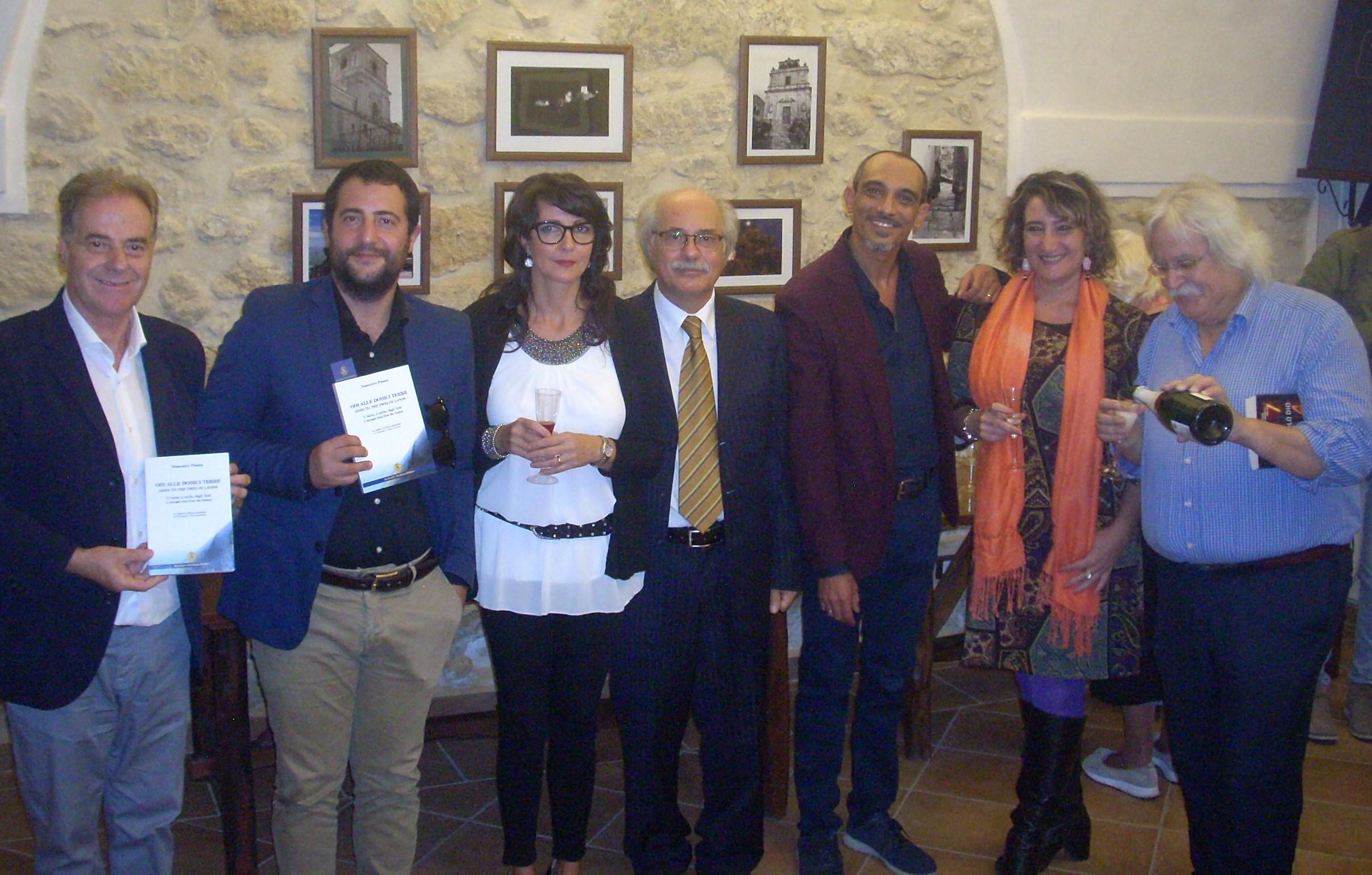 La poesia di Domenico Pisana, incontro culturale tra Enna e Modica