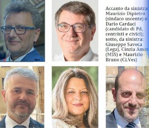 Elezioni comunali a Enna, 5 i candidati a sindaco all'ombra  delle inchieste