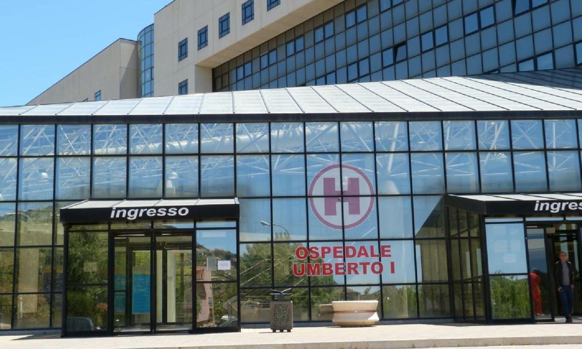 Coronavirus, 72 ricoverati all'Umberto I° Enna: 8 pazienti da fuori provincia