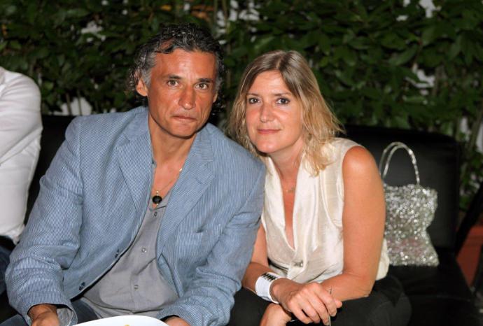 L'attore Enrico Lo Verso ha sposato a Noto la compagna di una vita