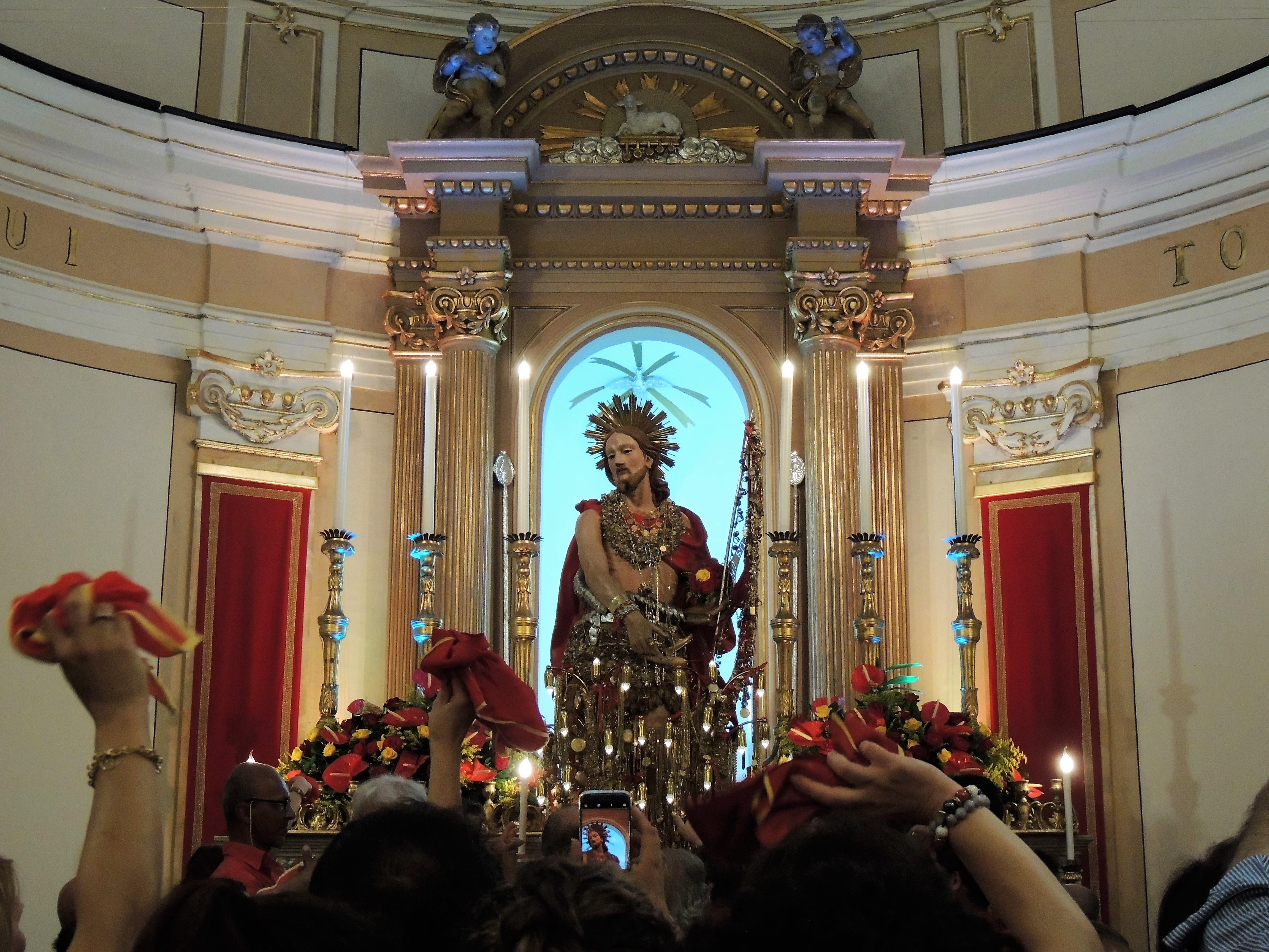 Due giorni di festa ad Acitrezza per festeggiare San Giovanni Battista