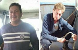 Pescatori scomparsi a Catania, l'appello disperato dei familiari